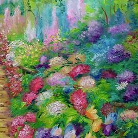 Marina Wirtz - Flower Garden