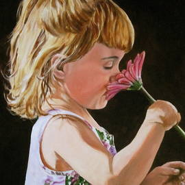 Lillian  Bell - Flower girl