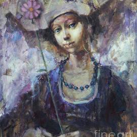 Flower Girl by Michal Kwarciak