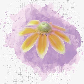 Flower Power ... by Judy Foote-Belleci