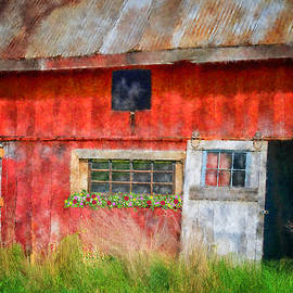 Flower Shed by Mary Timman