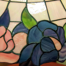 Chris Flees - flower stained glass