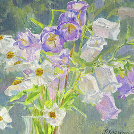 Flowering in July - Victoria Kharchenko