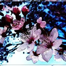 Jean Bernard Roussilhe - Flowering of the Plum Tree 7