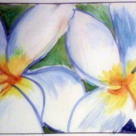 Flowers 3452 by Loretta Nash