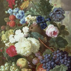 Flowers and Fruit - Jan Van Os