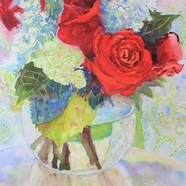 Marsha Reeves - Flowers at the Window