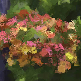 Tricia Marchlik - Flowers In The Abstract