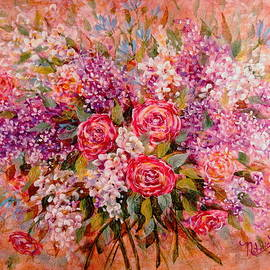 Flowers of Romance by Natalie Holland