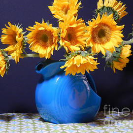 Flowers Of The Sun by Sharon Nelson-Bianco