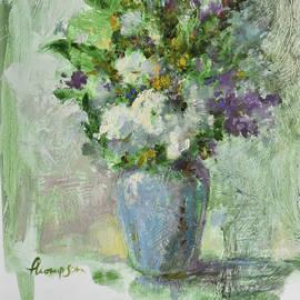 Flowers - Tracie Thompson
