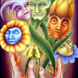 Flowers by Vsevolod Poliohin