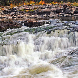 Flowing Fast by Bill Morgenstern