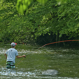 Ben Prepelka - Fly Fishing on the Toccoa