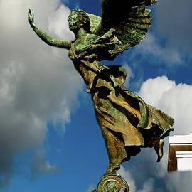 Flying Angel by Harry Spitz