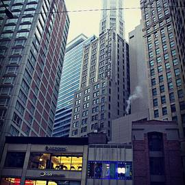 Fog on the Mile  by Frank J Casella
