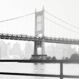 Steve Archbold - Foggy Day East River from Astoria