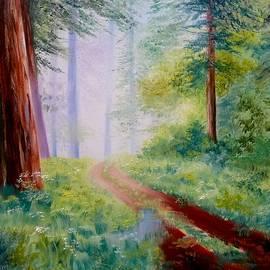 Marina Wirtz - Foggy Forest