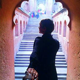 Follow Me To Bada Imambara by Atullya N Srivastava