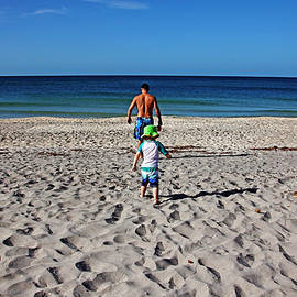 Debbie Oppermann - Following In Dad