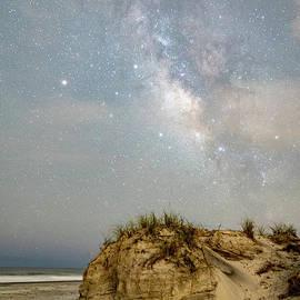 Robert Loe - Folly Badlands Milky Way