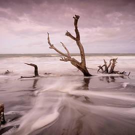 Serge Skiba - Folly Beach Seascape
