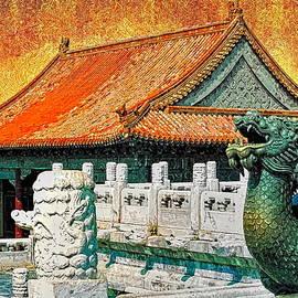 Forbidden City by Nigel Fletcher-Jones