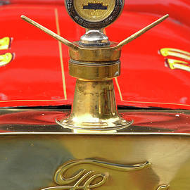 Ford Fire Engine Ornament