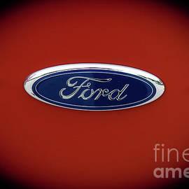 Deborah Klubertanz - Ford Logo