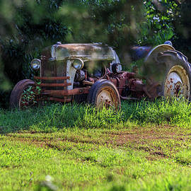 Ford Tractor by Doug Camara