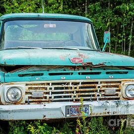 Alana Ranney - Ford Truck