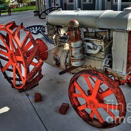 Fordson Tractor by Tony Baca
