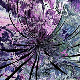 Forest Canopy -entwine series  by Grace Iradian