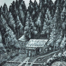 Kenneth Clarke - Forest Cottage