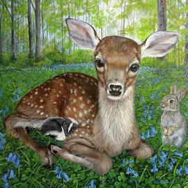 Forest Friends by Ruth Ann Ventrello