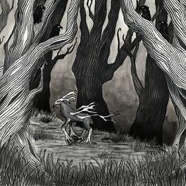 Jody Scheers - Forest Nevermore