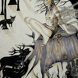 Dianna Yakobson - Forest Nymph