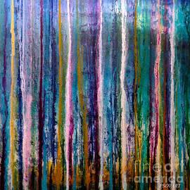 Forest Rain by Patty Vicknair