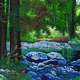 Michael Frank - Forest Stream