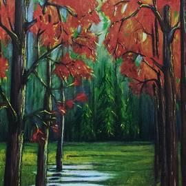 Teresa Pascos - Forest