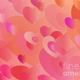 Forever Hearts by Denise F Fulmer