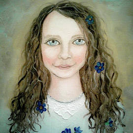 Wendy Wunstell - Forget Me Not