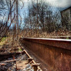 Forgotten Line by Dan Stone
