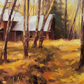 Forgotten Path by Steve Henderson