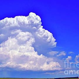 Forming Anvil Cloud by Audie T Photography