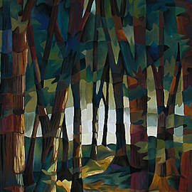 Forest for the Trees by Marilyn Callahan