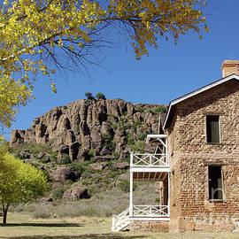 Fort Davis by Gary Richards
