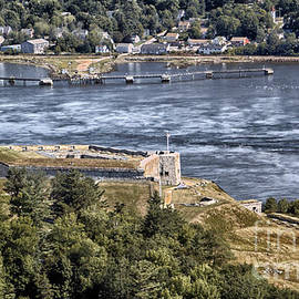 Catherine Melvin - Fort Knox and the Penobscot River valley