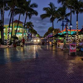 Ron Wiltse - Fort Meyers Beach Night Life