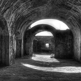 Jane Linders - Fort Pickens Florida